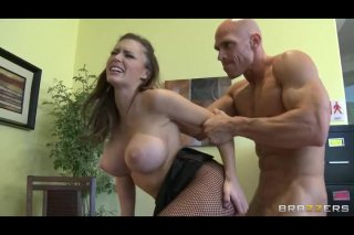Streaming porn video still #4 from Big Tits At Work Vol. 10