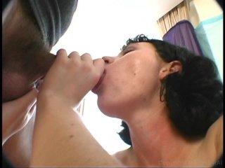 Streaming porn video still #4 from Horny Hairy Girls 7