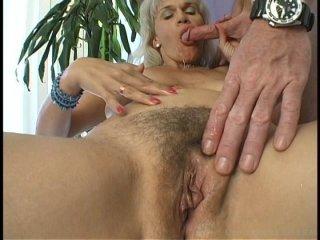 Streaming porn video still #8 from Horny Hairy Girls 7