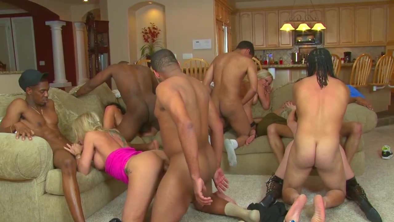 epic orgy anal sex real