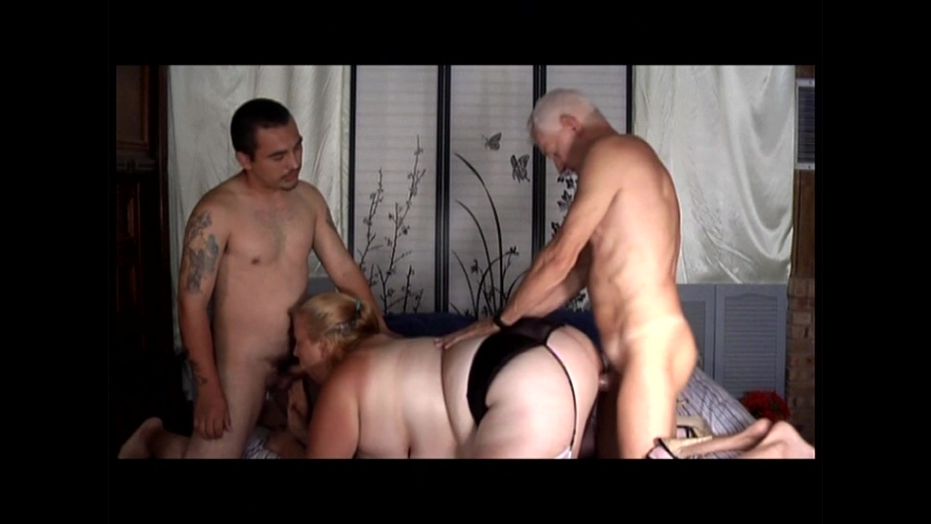 Mature bisexual porn