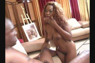 Streaming porn video still #2 from Ebony Paradise