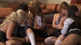 Streaming porn video still #3 from Pretty Pussy Party - Wicked 4 Hours