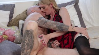 Streaming porn video still #2 from Buck Angel Superstar