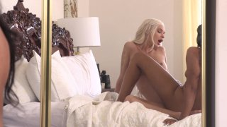 Streaming porn video still #6 from No Man's Land: Raunchy Roommates Vol. 3