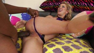 Streaming porn video still #4 from Anal Monster Black Cock Sluts 2: MILF Edition