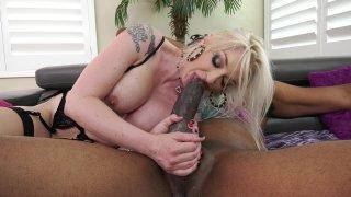 Streaming porn video still #8 from Anal Monster Black Cock Sluts 2: MILF Edition