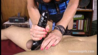Streaming porn video still #2 from Mama Likes Black Cock
