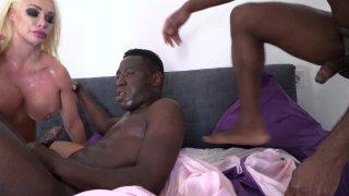Streaming porn video still #7 from Black Escort Agency: Femmes de Pauvoir