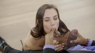 Streaming porn video still #2 from My First Interracial Vol. 3