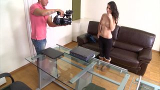 Streaming porn video still #2 from Casting Couch Auditions Vol. 2