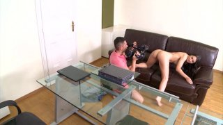 Streaming porn video still #4 from Casting Couch Auditions Vol. 2