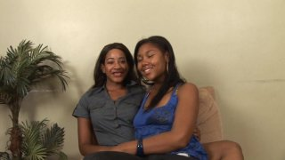 Streaming porn video still #1 from Black Amateur Lesbians