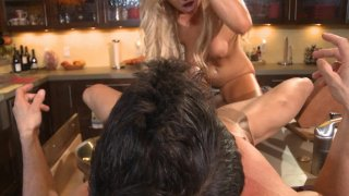 Streaming porn video still #4 from Squirt-A-Thon 2