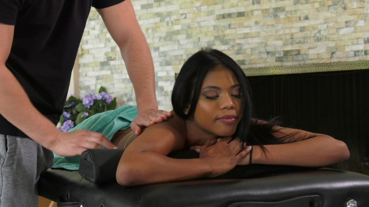 Streaming porn video still #3 from My White Masseur
