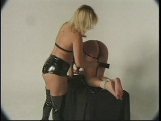 Streaming porn scene video image #5 from Pregnant Slut Gets Dominated By Her Mistress