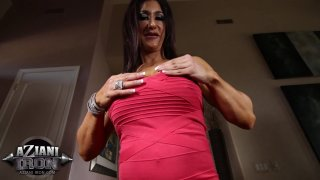 Streaming porn video still #1 from Aziani's Iron Girls 7