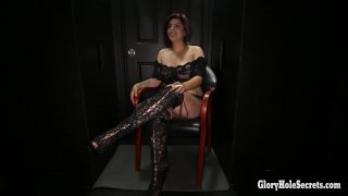 Streaming porn video still #1 from Gloryhole Secrets: BBW Edition 2