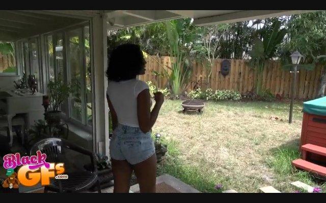 Black ebony sex tapes