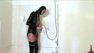 Streaming porn video still #4 from Latex Lovers