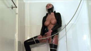 Streaming porn video still #5 from Latex Lovers