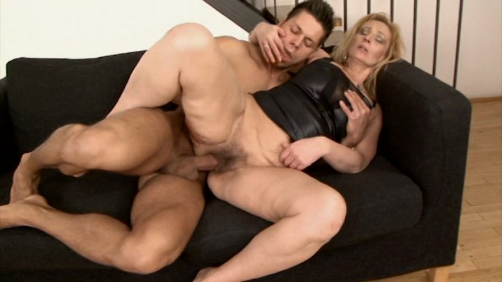 Milf man older woman sex
