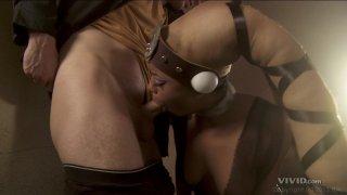 Streaming porn video still #6 from Star Wars XXX: A Porn Parody