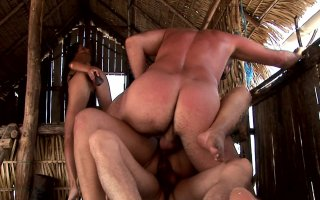 Streaming porn video still #7 from Anal Action  2