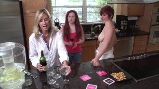 Streaming porn video still #8 from Lesbian Threeways