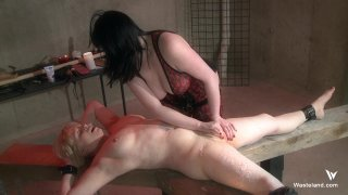 Streaming porn video still #9 from Thank You Mistress, May I Have Another?