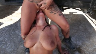 Streaming porn video still #7 from Squirtwoman: Wasteland
