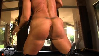 Streaming porn video still #8 from Muscle MILFs