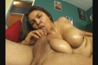 Streaming porn scene video image #3 from Cum Sprayed Big Tits On The Menu Today