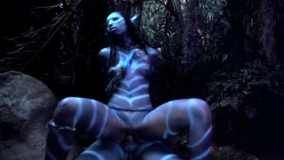 Streaming porn video still #8 from This Ain't Avatar XXX (2D Version)