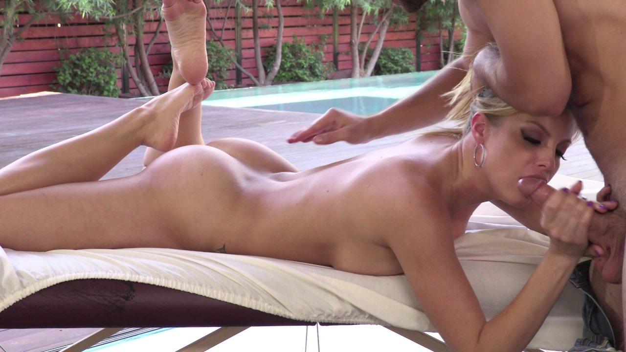 Hot milf massage
