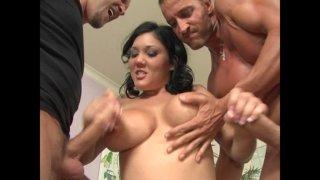 Streaming porn video still #3 from Threeway Lust Vol. 3