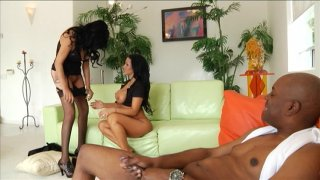 Streaming porn video still #4 from Threeway Lust Vol. 3