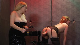 Streaming porn video still #7 from Kink School: An Advanced Guide To BDSM