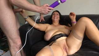 Streaming porn video still #7 from 30+ Subs & Big Jugs