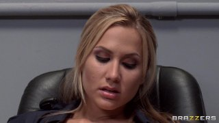 Streaming porn video still #1 from Big Tits In Uniform 9