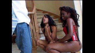 Streaming porn video still #2 from Finest Black Porn Stars Vol. 3