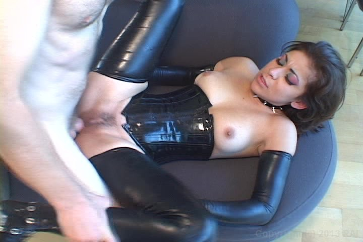 Anal latex whores 1
