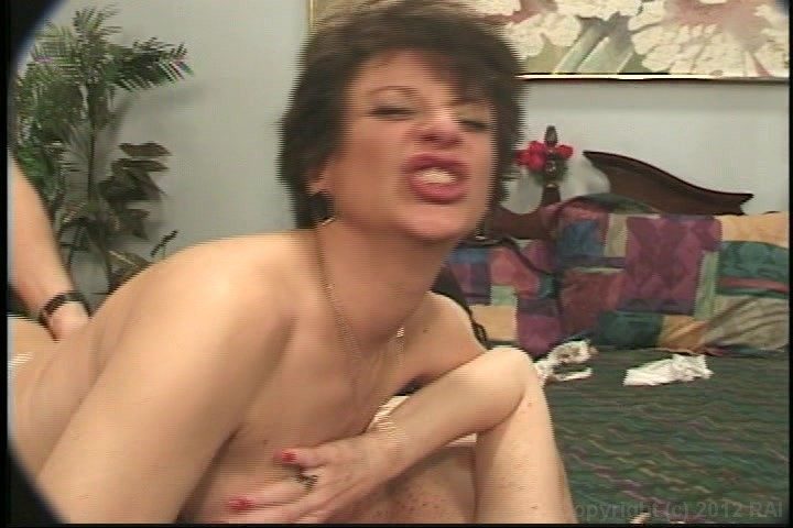 Ladyboy Secretary Smeared Lipstick