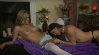 Streaming porn video still #3 from India Summer & Her Girlfriends
