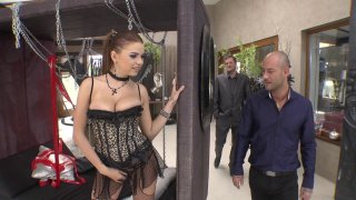 Streaming porn video still #1 from Rocco's Perfect Slaves #8