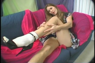 Streaming porn video still #1 from Horny Hairy Girls 10