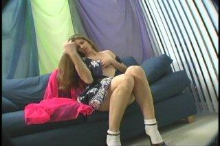 Streaming porn video still #3 from Horny Hairy Girls 10