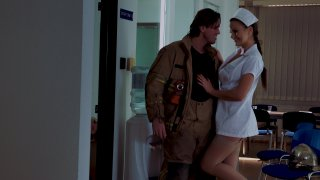 Streaming porn video still #3 from Rose Valerie, Night Shift Nurse