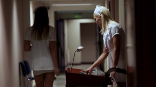 Streaming porn video still #1 from Rose Valerie, Night Shift Nurse