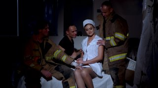 Streaming porn video still #2 from Rose Valerie, Night Shift Nurse